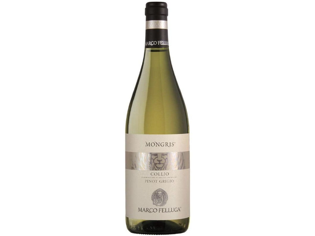 Marco Felluga - Mongris Collio D.O.C. Pinot Grigio [2019] - Meats And Eats