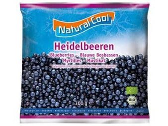 Natural Cool Blueberries - 300g - Meats And Eats