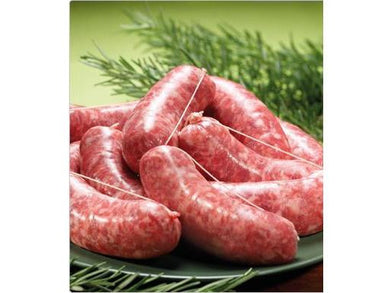 Toscana Pork Sausages (Gluten Free) - Meats And Eats
