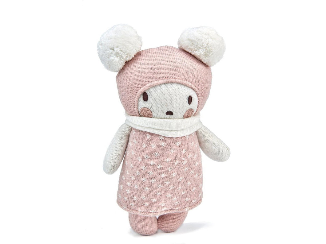 Baby Bella Knitted Doll - Meats And Eats