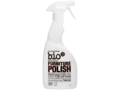 Bio-D Furniture Polish Spray - 500ml - Meats And Eats