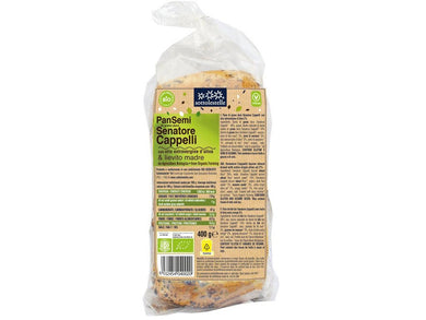 Sottolestelle Spelt Soft Bread With Extra Virgin Olive Oil 3% - 400g - Meats And Eats