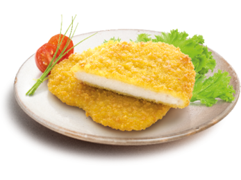 Organic Chicken Escalopes - Bio Alleva 3x85gr Frozen - Meats And Eats
