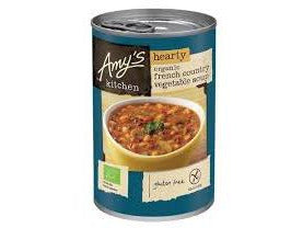 Amy's French Country Veg Soup - Meats And Eats