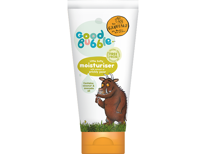 Good Bubble Little Softy Moisturiser & Prickly Pear - 200ml - Meats And Eats