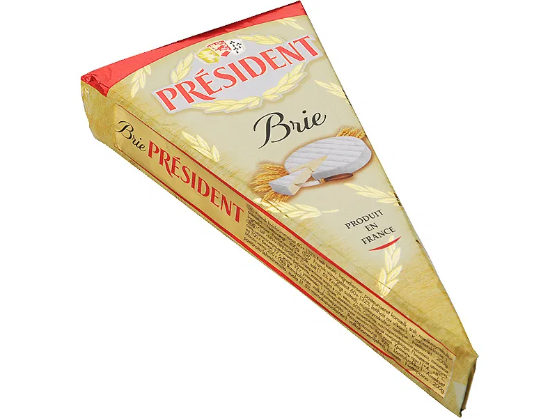 President Brie Cheese - Meats And Eats