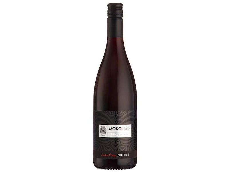 MOKOblack - Marlborough Pinot Noir New Zealand [2015] - Meats And Eats
