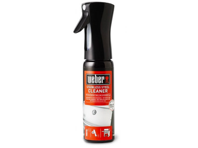 BBQ ACCS Weber S/S Cleaner 300ML - Meats And Eats