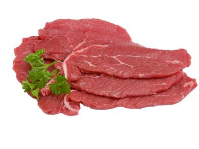 Fresh Sliced Beef Knuckle /sliced - Meats And Eats