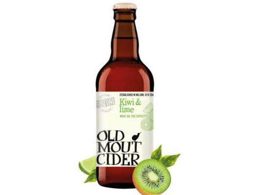 Old Mout Cider Kiwi & Lime - Meats And Eats