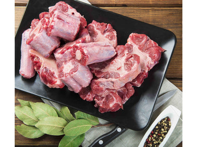 Beef Oxtail - Frozen - Meats And Eats