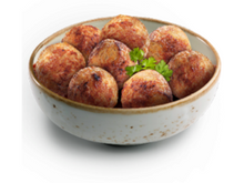 Load image into Gallery viewer, Organic Chicken Meatballs - Bio Alleva 300gr Frozen - Meats And Eats