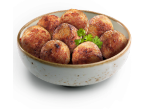 Organic Chicken Meatballs - Bio Alleva 300gr Frozen - Meats And Eats