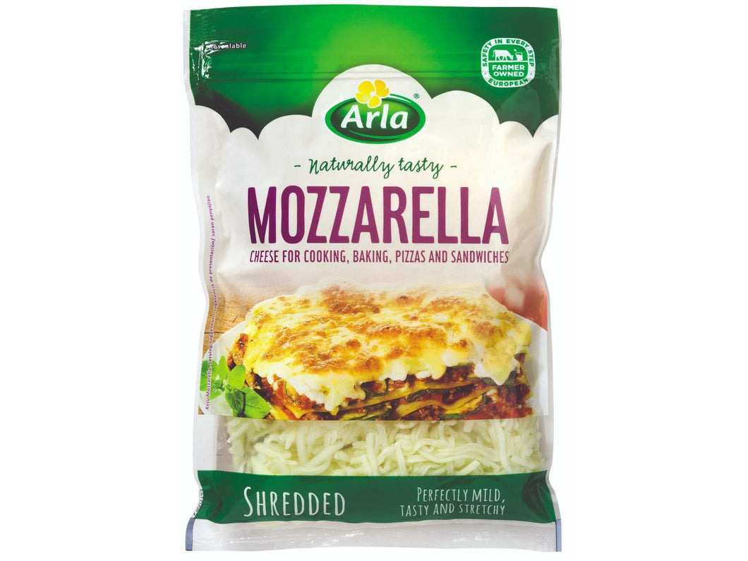 Shredded mozarella - Meats And Eats