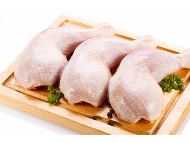 Fresh chicken legs - skin on - Meats And Eats
