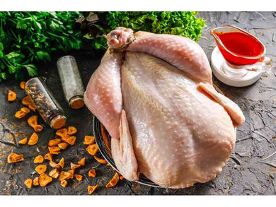 Fresh free range chicken - Meats And Eats