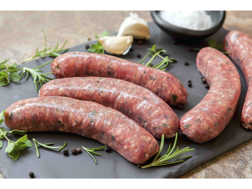 Fresh lamb sausages - Meats And Eats