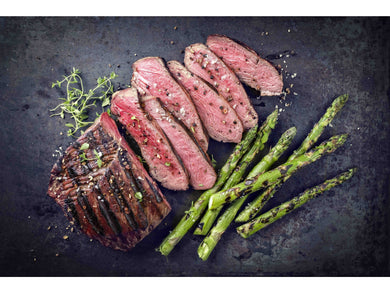 Fresh Beef  Tagliata - Flap Meat - Meats And Eats