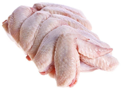 Fresh chicken wings - Meats And Eats