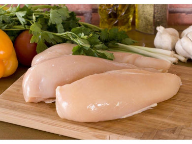 Fresh chicken breast - Meats And Eats