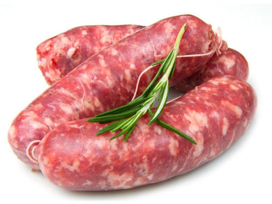Firenze Pork Sausages (Gluten Free) - Meats And Eats