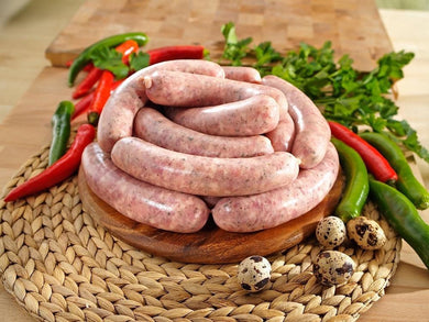 Fresh Cumberland Sausage - Meats And Eats