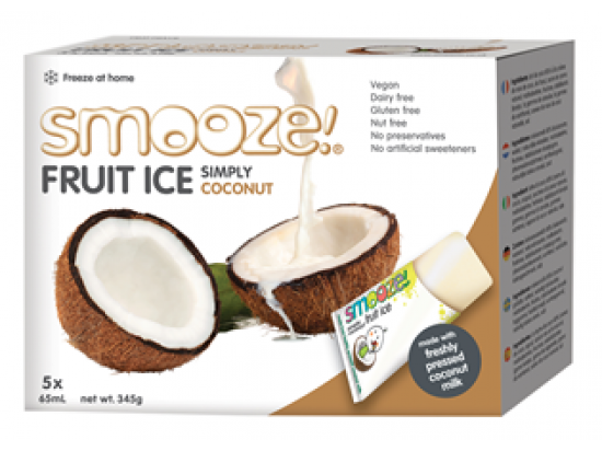 Suma Smooze Coconut - 5x65ml - Meats And Eats