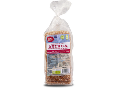 Sottolestelle Whole Spelt Bread With Quinoa & Quinoa Flakes - 400g - Meats And Eats