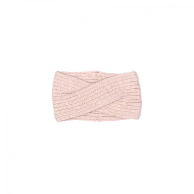 Pink Knitted headband