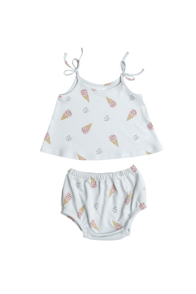 Icecream Tank top set