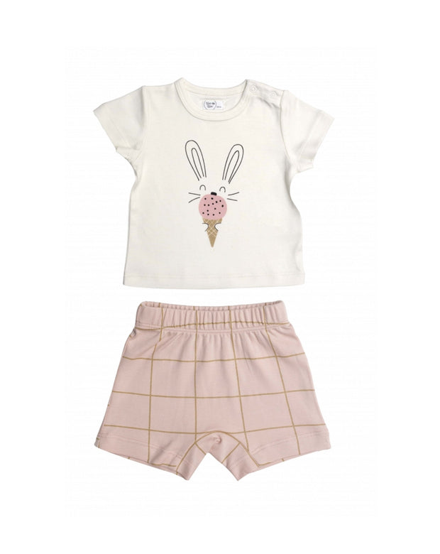 Bunnys T-shirt set