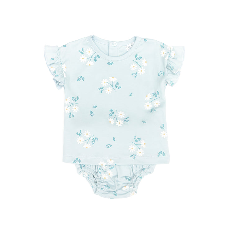 DAISY BLUE STEF SET