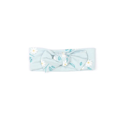 DAISY BLUE HEADBAND