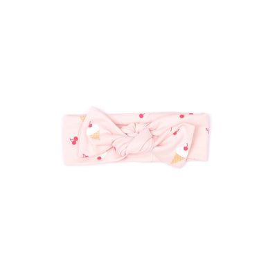 ICE CREAM PINK HEADBAND