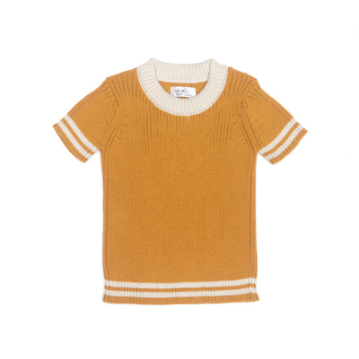 MUSTARD & NATURAL MIKE TOP