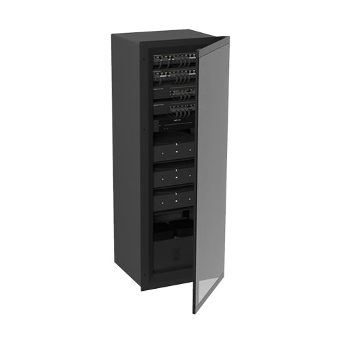 "Media Rack ""90"" Veggmontert skap"