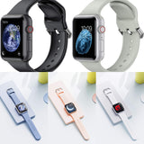 Crodi Apple Watch Bands Sport Band for iWatch SeriesSE/6/5/4/3/2/1