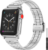 Crodi Apple Watch Band Metal for iwatch Series 1/2/3/4/5/6/SE