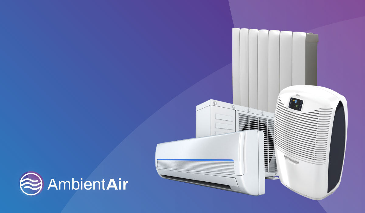 Welcome to AmbientAir. The UK's most trusted source for all things air-related. We bring comfort to your environment.