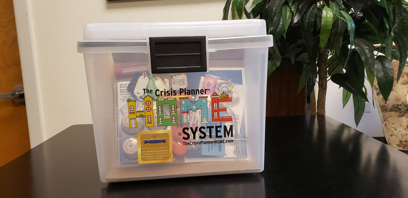 The Crisis Planner Home System