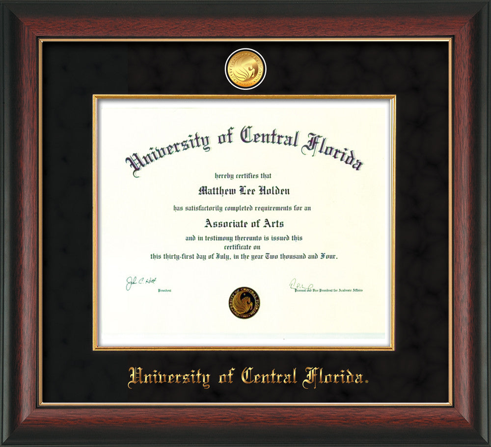 University of Central Florida Medallion Fillet