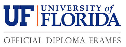 University of Florida Diploma Frames