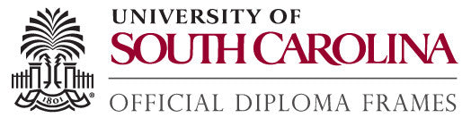 University of South Carolina - USC - Diploma Frames