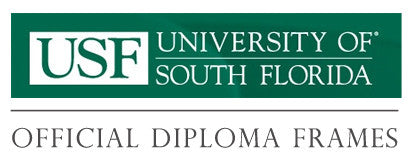 University of South Florida Diploma frames