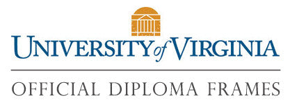 University of Virginia - UVA - Diploma Frames