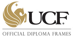 University of Central Florida diploma frame collection