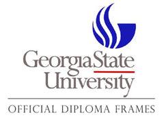 Georgia State University diploma frame collection