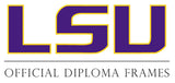 Louisiana State University diploma frames