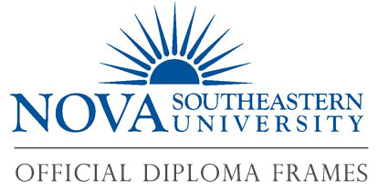 Return to view all Nova Southeastern diploma frames