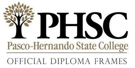 Pasco-Hernando diploma frames and custom graduation displays